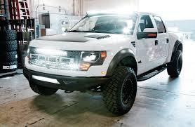 Ford Raptor Light Bar Behind Grill 2013 Ford F 150 Raptor Led Lightbar S Install Blinded By