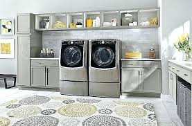 countertop for front load washer and dryer for front load washer and dryer with laundry room