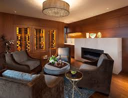 wine room lighting. wine room lighting cellar midcentury with recessed club chairs