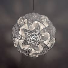 future designs lighting. 25 Amazing 3D Printed Furniture Designs Of The Future Lighting