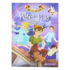 Ngày Xửa Ngày Xưa - Peter Pan - Truyện tranh thiếu nhi Tác giả Stefania  Leonardi Hartley