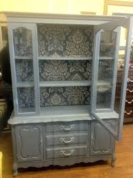 repaint china cabinet excellent ideas painted china cabinet antique cabinets yahoo image search results painted china