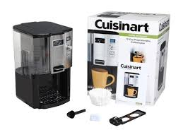 Here are 5 of the best models you can choose. Cuisinart Dcc 3000 Black Steel Black Steel Coffee On Demand 12 Cup Programmable Coffeemaker Newegg Com