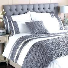 grey and white duvet cover king light gray and white duvet cover gray and white duvet