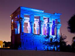 Sound And Light Show Philae Temple Philae Temple Sound And Light Show Tour