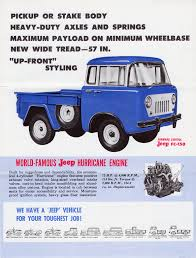1960 Willys Jeep FC-150 Forward Control Truck | Alden Jewell | Flickr
