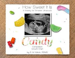 Pregnancy Growth Week By Week Chart How Sweet It Is 1st Trimester Week By Week Growth Candy