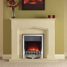 be modern bramwell 45 electric fireplace suite zoom