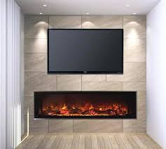 thin electric fireplace soraoto info in narrow design 9