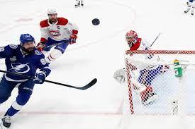 Tampa Bay Lightning at Montreal ...