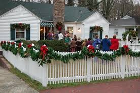 I WANT a white picket fence~~~SIGH~~~