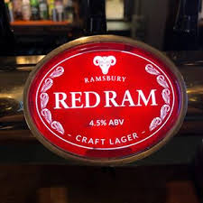 Image result for red ram lager