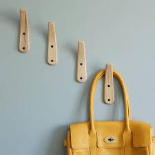 Wooden Pegs For Coat Rack 100 best Hanger images on Pinterest Coat hanger Product design and 45