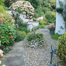 Small Picture Front garden ideas Gravel garden Gardens and Garden ideas
