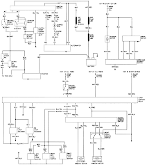 1991 toyota pickup wiring diagram 91 new