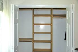 installing closet rod on angled wall peaceful how to install closet rod how to support a installing closet rod