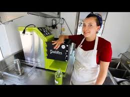 goodnature ct7 review cold pressed countertop juicer
