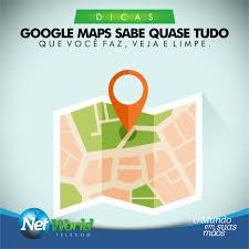 Google Maps Sabe Quase Tudo Que Você Faz Veja E Limpe Net World