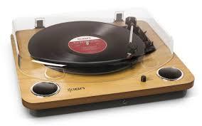 <b>Проигрыватель виниловых</b> дисков <b>ION</b> Audio MAX LP — купить в ...