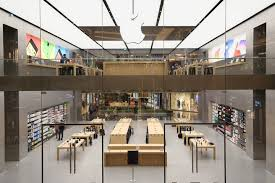 Apple store by Foster + Partners, Istanbul  Turkey