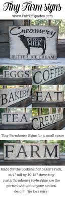 wood sign glass decor wooden kitchen wall: rustic farmhouse signs super vintage looking and affordable must buy these for my kitchen