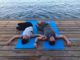 easy couples yoga poses you ve got to
