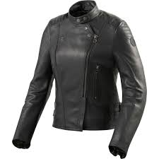 rev it erin las leather motorcycle jacket