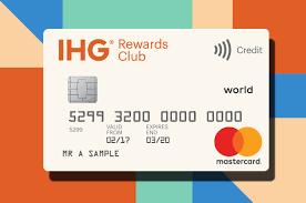 Designed for frequent travelers, the ihg rewards club premier credit card earns hotel rewards worldwide. Got The Ihg Credit Card Get 10 000 Bonus Points In The Sale
