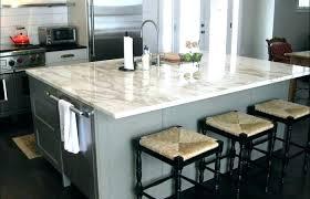 kitchen decoration medium size gold suede to trendy eternal pearl jasmine calacatta silestone quartz