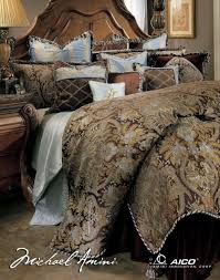 beautiful luxury comforter sets for your bedroom with elegant warm design 2