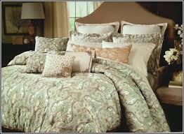 classic bedroom ideas with raymond waites jeane bedding sets bed decorating ideas with lots of