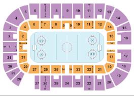 Massmutual Center Seating Chart Springfield