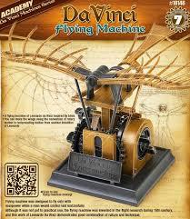 academy 18146 davinci flying machine ac 18146