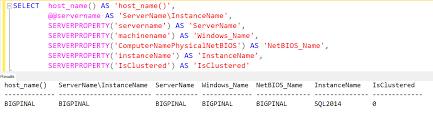 sql server how to change server name