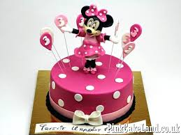 Minnie Mouse Birthday Cakes Ideas S Cake Decorations Best Cakes