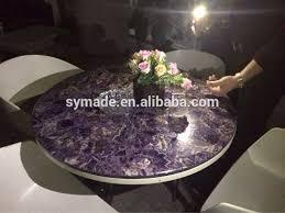 amethyst gemstone tables tops marble countertop granite slab throughout geode ideas 17