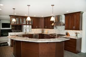 Pretty Kitchen Remodeling Alexandria Va With Wooden Kitchen Cabinet  Furnishing Ideas