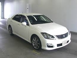 2008 Toyota Crown ATHLETE | Japanese Used Cars Auction Online ...