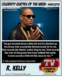 Chris Brown Quotes Classy Celebrity Quotes Of The Week 48DEC48 TVST