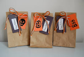 homemade halloween candy bags. Fine Bags When We Moved To The Suburbs First Halloween Went Out One Thing  Learned Pretty Quickly Was How Many Of Our Neighbours Took Time Make  Intended Homemade Candy Bags