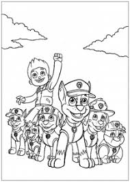 There are so many amazing places around the world geography for kids. Paw Patrol Free Printable Coloring Pages For Kids