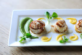 Light Starters Uk Scallop Starter Recipes Great British Chefs