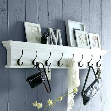 mounted coat rack wall with shelf uk