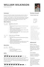 Marketing Associate Resume samples