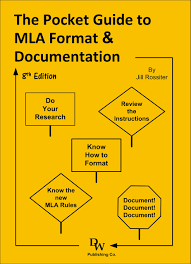 The Pocket Guide To Mla Format Documentation Jill Rossiter