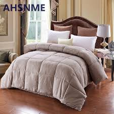 king size blanket.  Blanket AHSNME 1pcs Spring And Autumn Down Quilt Double King Size Blanket 100  Cotton On In