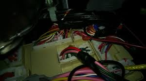 reverse wire color and location for backup camera install kia anywho i was at least able to the brown orange stripe wire from the fuse box i am 99% sure this is the correct wire but you could test this wire