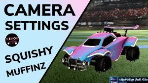 Rocket league optimal camera settings for competitive. Squishy Muffinz Camera Settings Rocket League Youtube