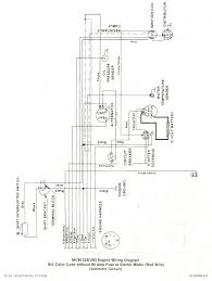 help me understand this wiring diagram mcm 260 content page 1 edit ok so the alternator should never really produce more than 14 xx volts so there goes my theory sigh