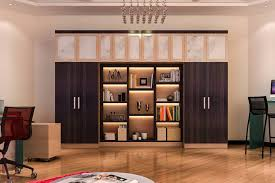 commercial high gloss wall unit